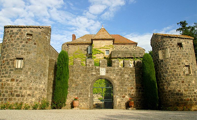 Chateau de Preignes le Vieux